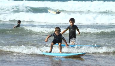 surfing euskadi