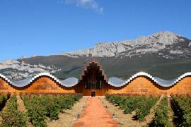 Rioja Alavesa Winery Ysios Laguardia Alava Tourism Euskadi