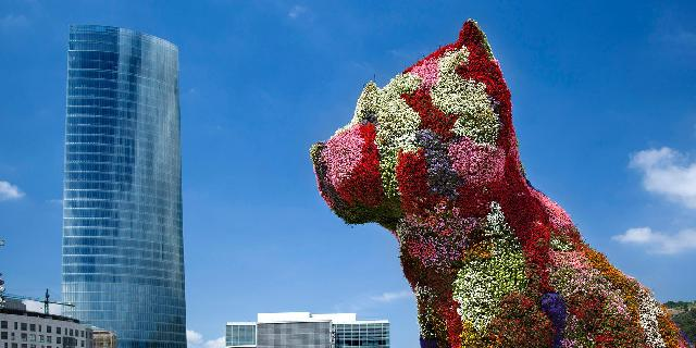 Puppy - Jeff Koons