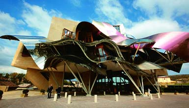 Visiting wineries in La Rioja Alavesa Tourist routes Tourism