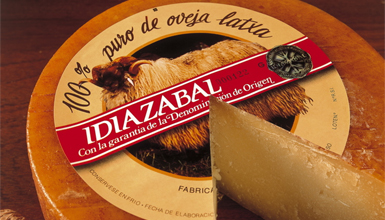 The Idiazábal Cheese Trail (GR-283)