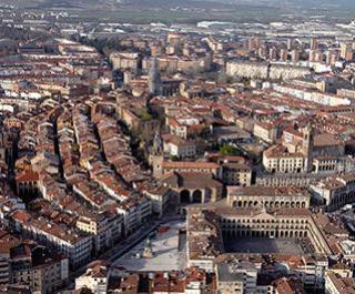 Old quarter of Vitoria-Gasteiz
