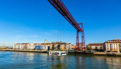 Portugalete's Bizkaia Transporter Bridge:Main photo