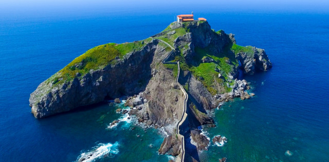 The bay of biscay is to have its own lonely planet guide basque gaztelugatxe publicscrutiny Gallery