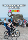 The Basque Country by bike leaflet