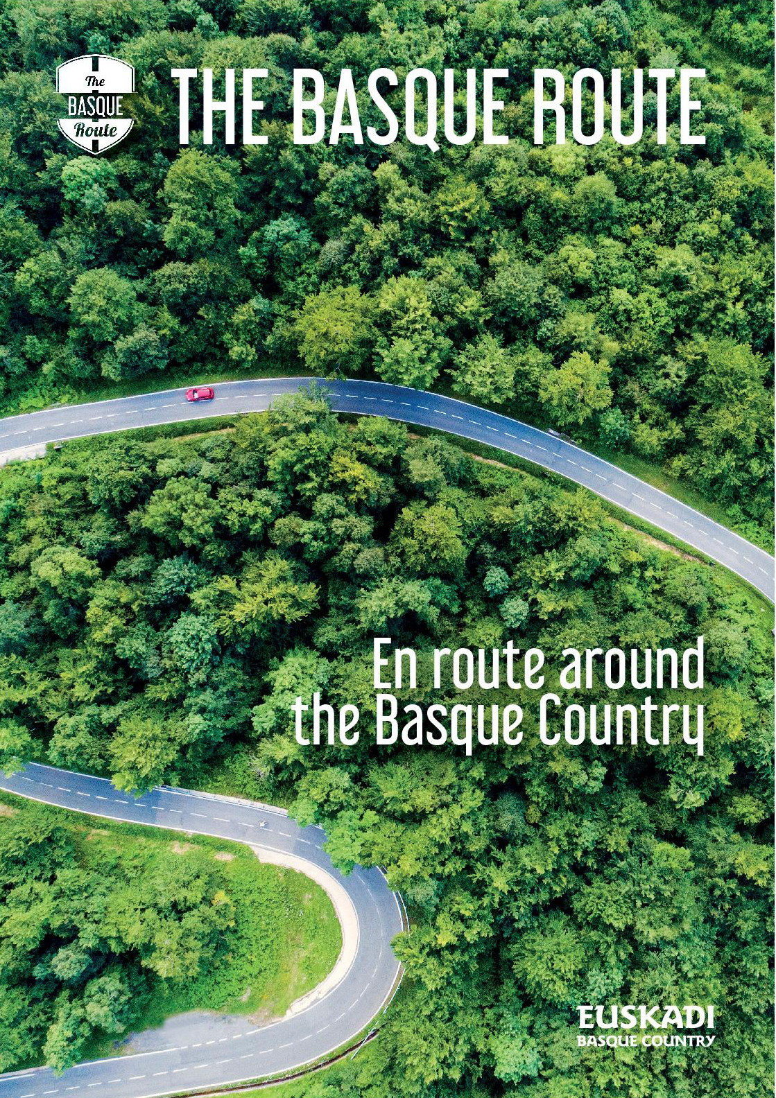 The Basque Route by car or motorbike
